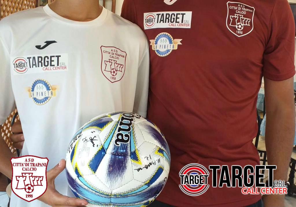 Target Sponsor della A.S.D. Città di Trapani Calcio